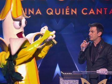 """El Plátano enamora a los investigadores con su gran voz: """"Tiene papeletas para ganar"""""""