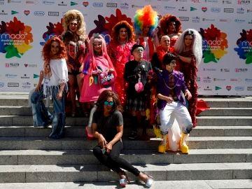 Pregón del Orgullo Gay 2021 en Madrid