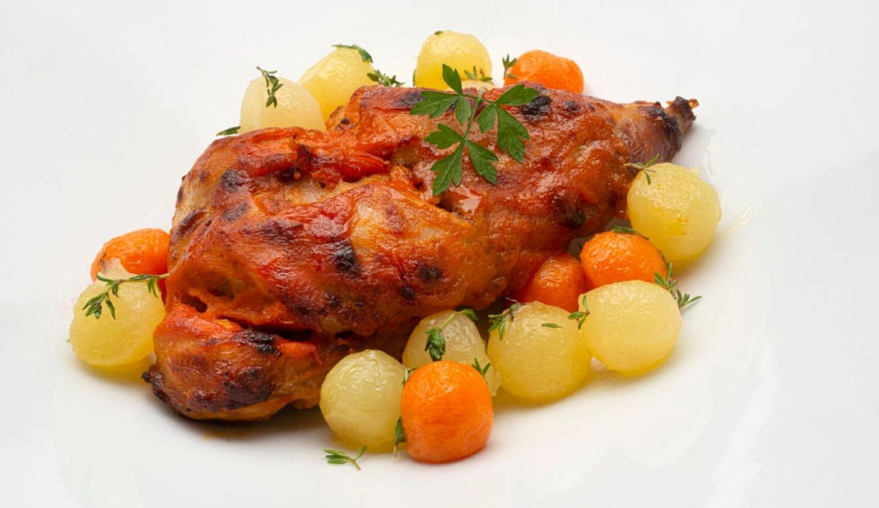 Las 5 mejores recetas de conejo de Karlos Arguiñano