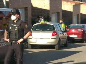 Operación policial antidroga en Toledo