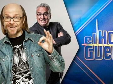 El jueves, Santiago Segura y Leo Harlem se divertirán en 'El Hormiguero 3.0'