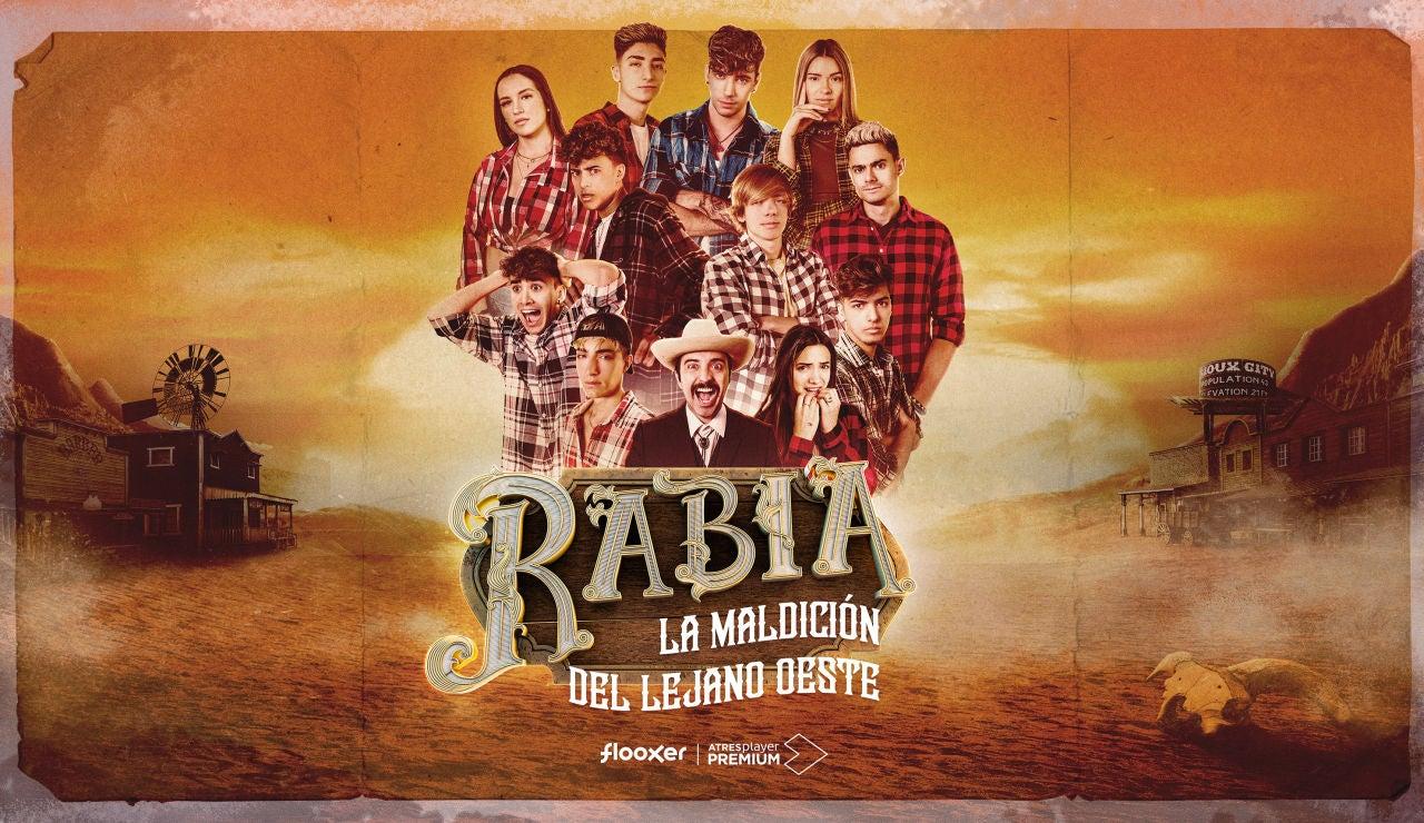 Flooxer estrena el 8 de julio 'Rabia', la continuación de su exitoso formato 'Comando Squad'