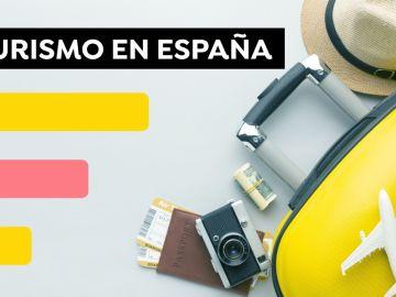 Gasto de los turistas internacionales en España en mayo de 2021