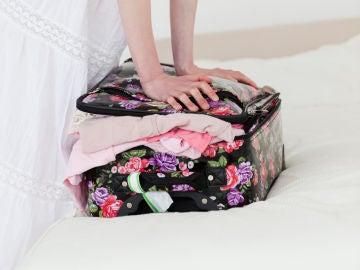No te olvides de organizar bien tu maleta