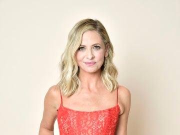 Sarah Michelle Gellar actriz de 'Buffy' alucinando