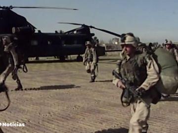 Estados Unidos da un paso determinante para salir de Afganistán al abandonar la base de Bágram