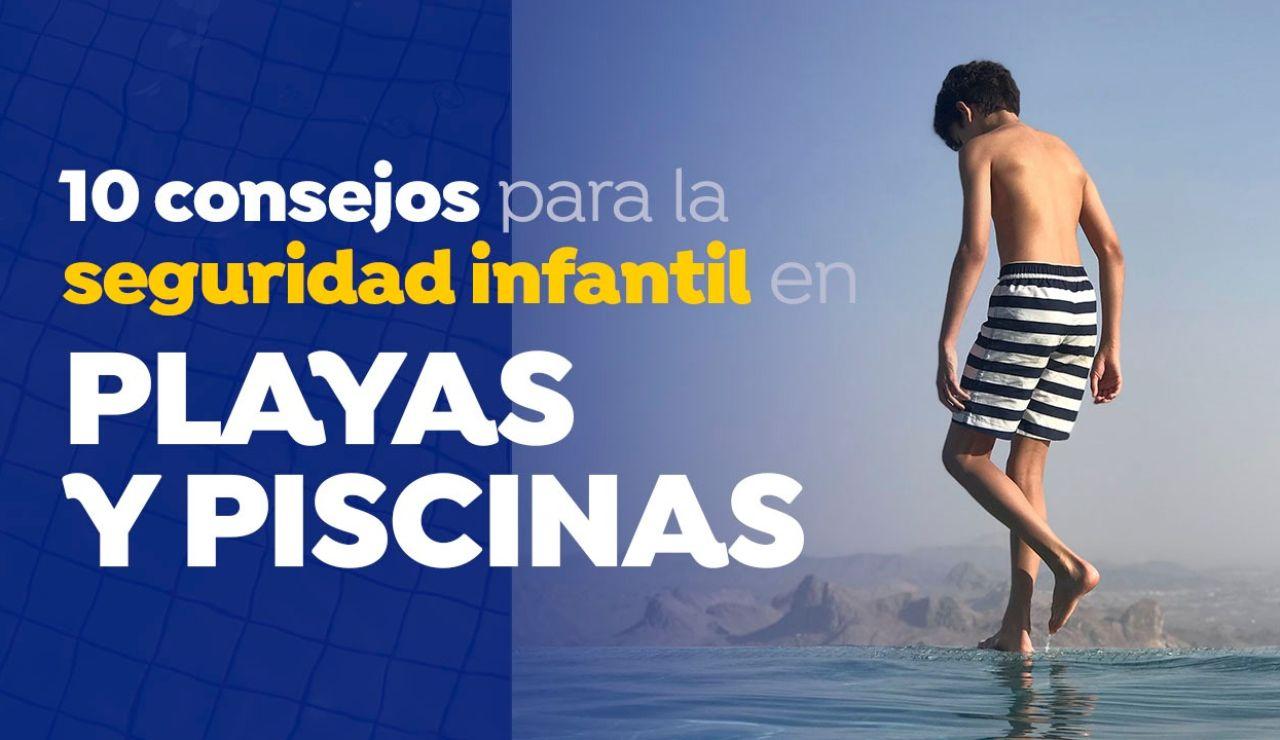 Estos son los consejos de Sanidad para un baño seguro en playas y piscinas este verano