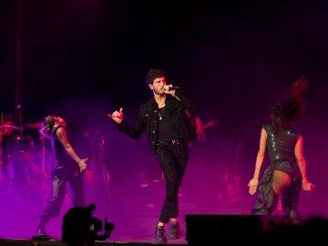 Sebastián Yatra cumple su sueño de actuar en el Auditorio de Starlite Catalana Occidente