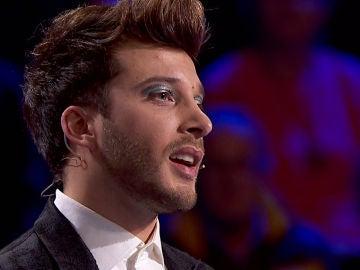 Blas Cantó se rinde ante 'La Voz Kids' en su adiós