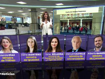 ¿Por qué los ministerios de Unidas Podemos no se han visto afectados por los cambios en el Gobierno?