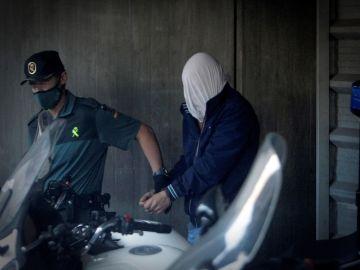 Entran en un centro de menores los dos menores acusados por el asesinato Samuel en A Coruña