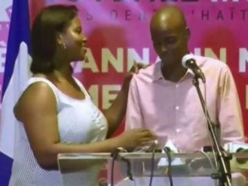 """La viuda del presidente de Haití: """"Le han asesinado porque no quieren que haya transición en el país"""""""