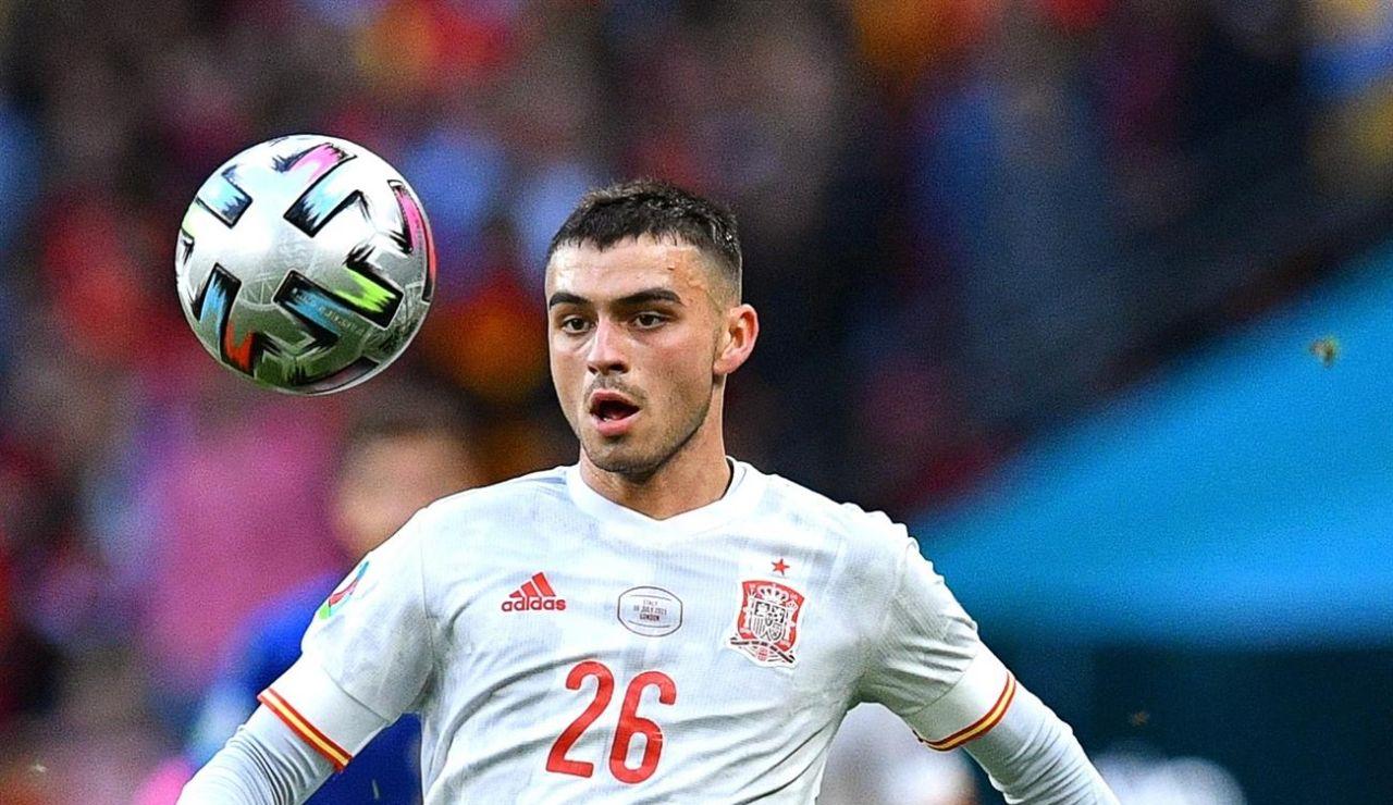 La UEFA elige a Pedri como Mejor Jugador Joven de la Eurocopa