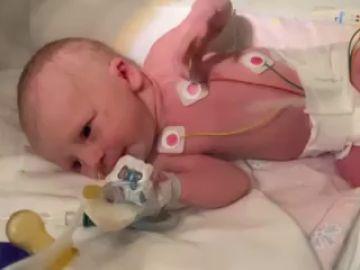 Llevaba 10 años intentando quedarse embarazada, fue al hospital pensando que tenía apendicitis y resulta que estaba de parto