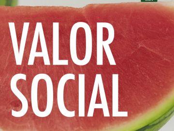 ¿Sabías que la sandía es la fruta más hidratante que puedes tomar?