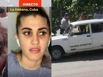 Detienen a la youtuber cubana Dina Stars mientras era entrevistada en directo