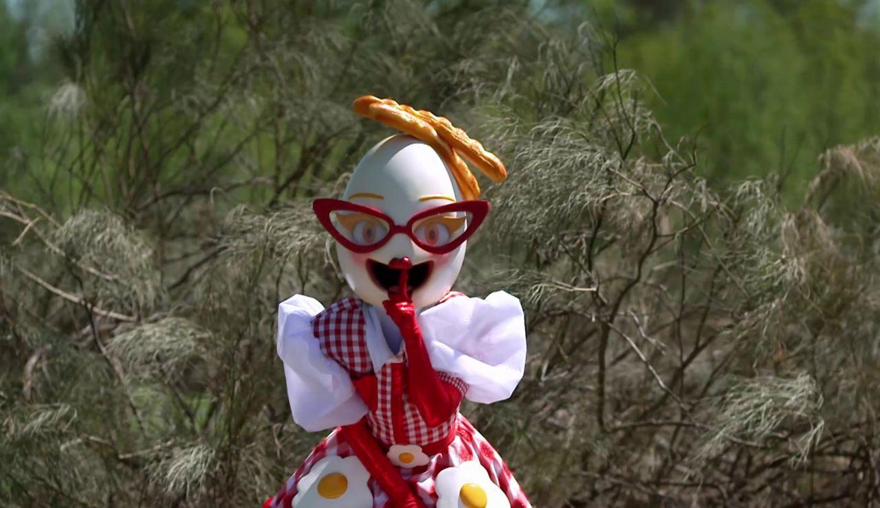 """El Huevo se confiesa en sus pistas: """"Tengo un poquito de carácter"""""""