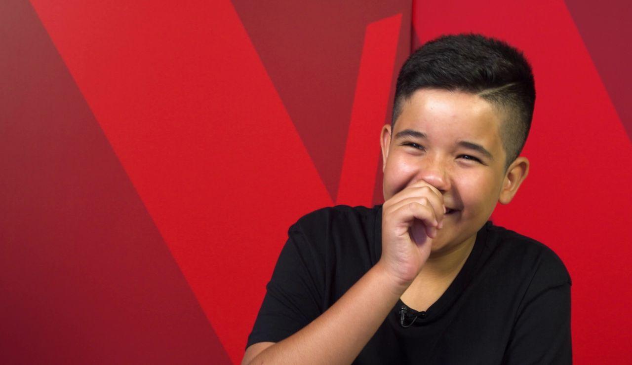 Los talents de la Semifinal de 'La Voz Kids' se mojan en un '¿Quién es más probable que…?' sobre los coaches