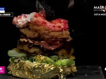 Así es la hamburguesa más cara del mundo