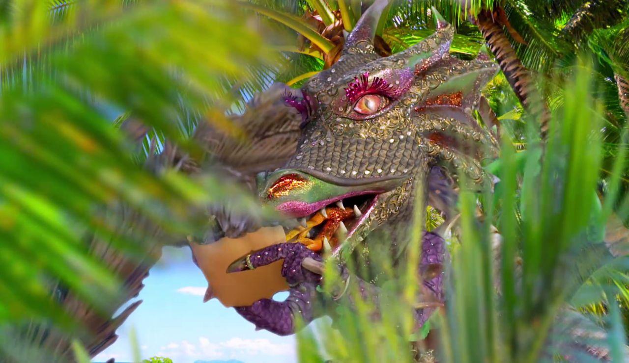 ¿Qué se llevaría Dragona a una isla desierta? ¡Lo confiesa en sus pistas!
