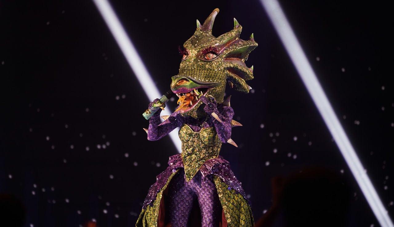 La Dragona nos endulza con 'Como tú' en el Duelo Final de 'Mask Singer'