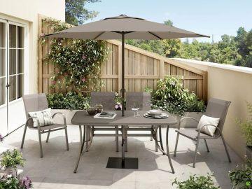 7 chollos de muebles de jardín y terraza que no te puedes perder