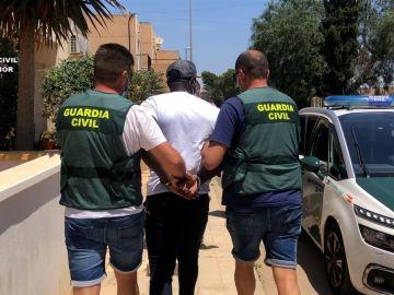 Prisión provisional para acusado de matar a su expareja en junio en Almería