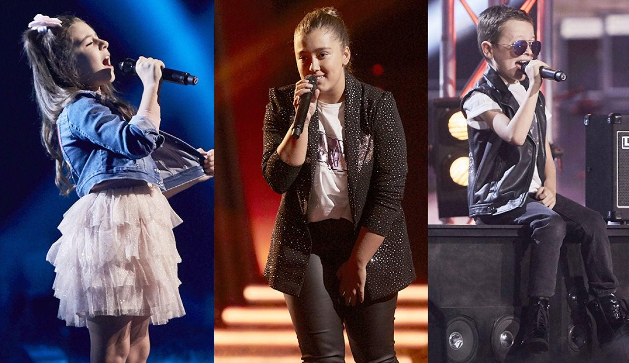 Conoce a los ocho finalistas de 'La Voz Kids' tras una Semifinal llena del mejor pop, rock y flamenco