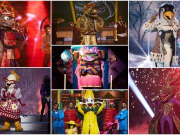 ¿Qué actuación de la séptima gala de 'Mask Singer' ha sido tu favorita? ¡Vota por ella!