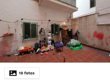 Sale a la venta en Idealista el piso de la última familia desahuciada en Vallecas menos de un día después