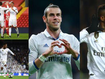 El problema del Real Madrid con los extracomunitarios: Vinicus, Rodrigo, Militao o Bale, uno de ellos tiene que salir