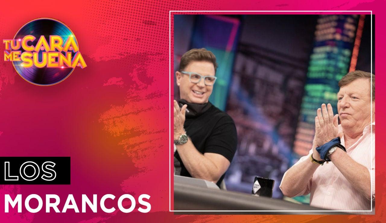 Los Morancos se suman la novena edición de 'Tu cara me suena' como concursantes