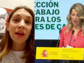 La economista Alicia Coronil