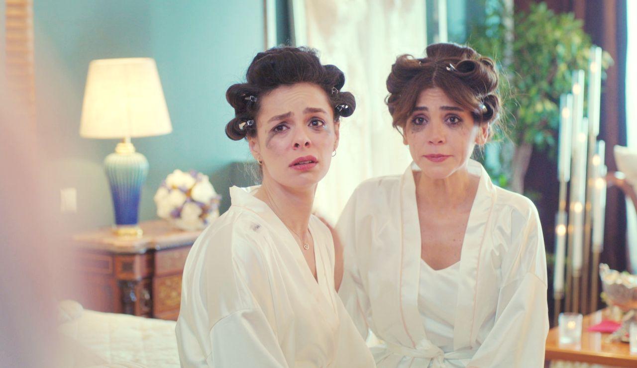 El emocionante recuerdo de Bahar sobre Hatice y Yeliz en el día de su boda