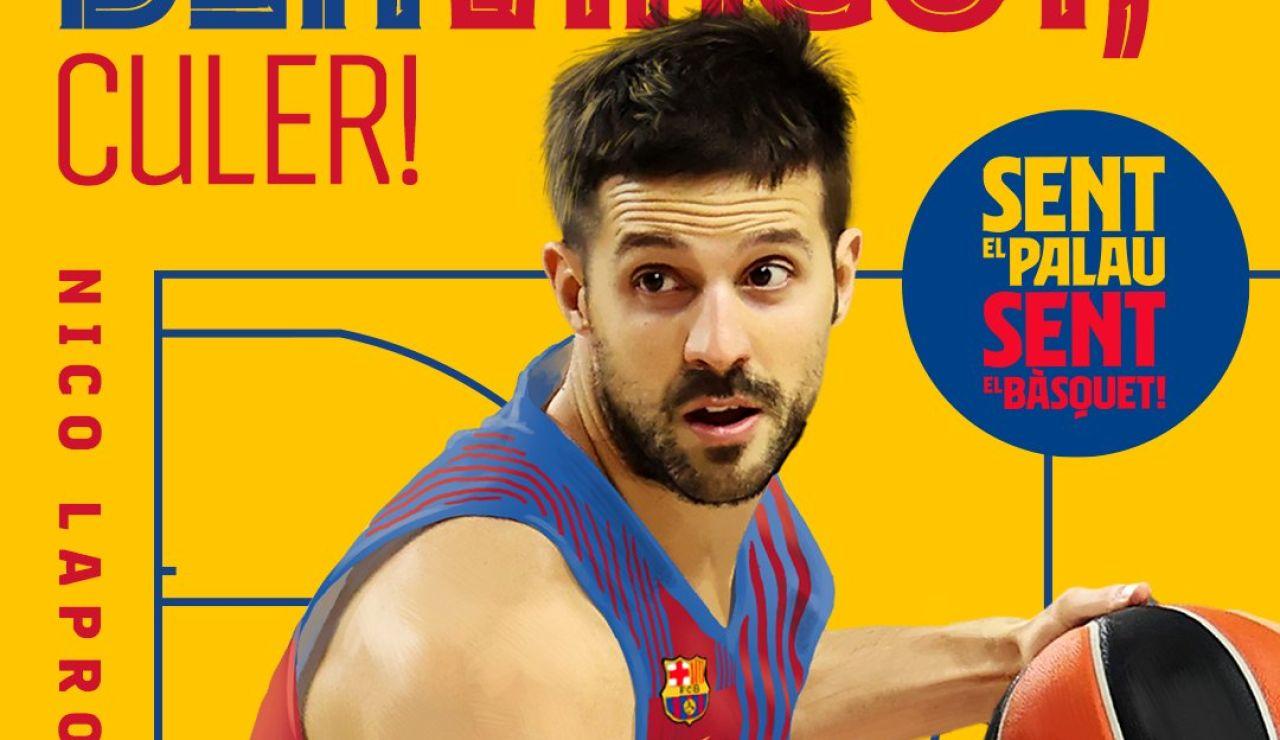 Laprovittola deja libre el Real Madrid y jugará en el Barcelona las dos próximas temporadas