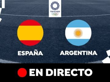 España - Argentina: ResultadEspaña - Argentina: Partido de los Juegos Olímpicos de Tokio 2020, en directoo, resumen y goles, en directo