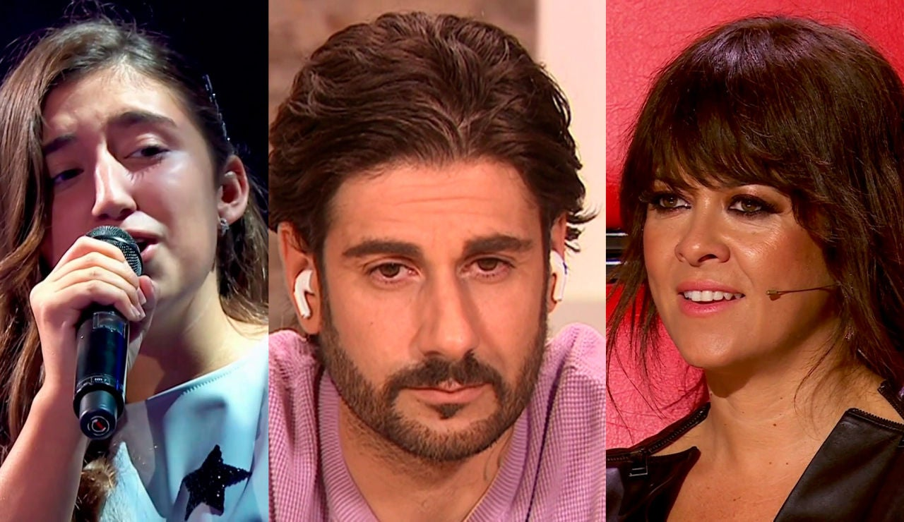 El TOP 5 de la Final de 'La Voz Kids': emotividad en el día grande y de despedida