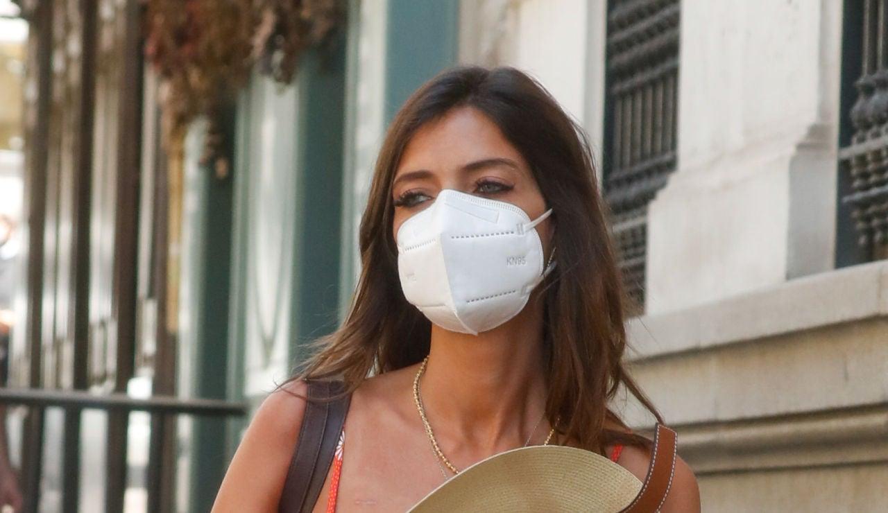 Sara Carbonero, en Madrid