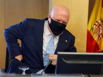 El excomisario José Manuel Villarejo