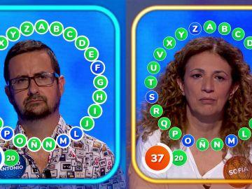 El riesgo lleva a Marco Antonio a la 'Silla Azul' y a Sofía a acariciar el bote