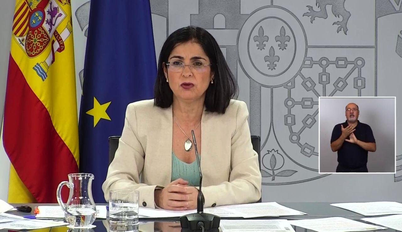 El certificado covid digital de la UE y la necesidad de más vacunas para combatir la quinta ola, de nuevo a debate en la Interterritorial