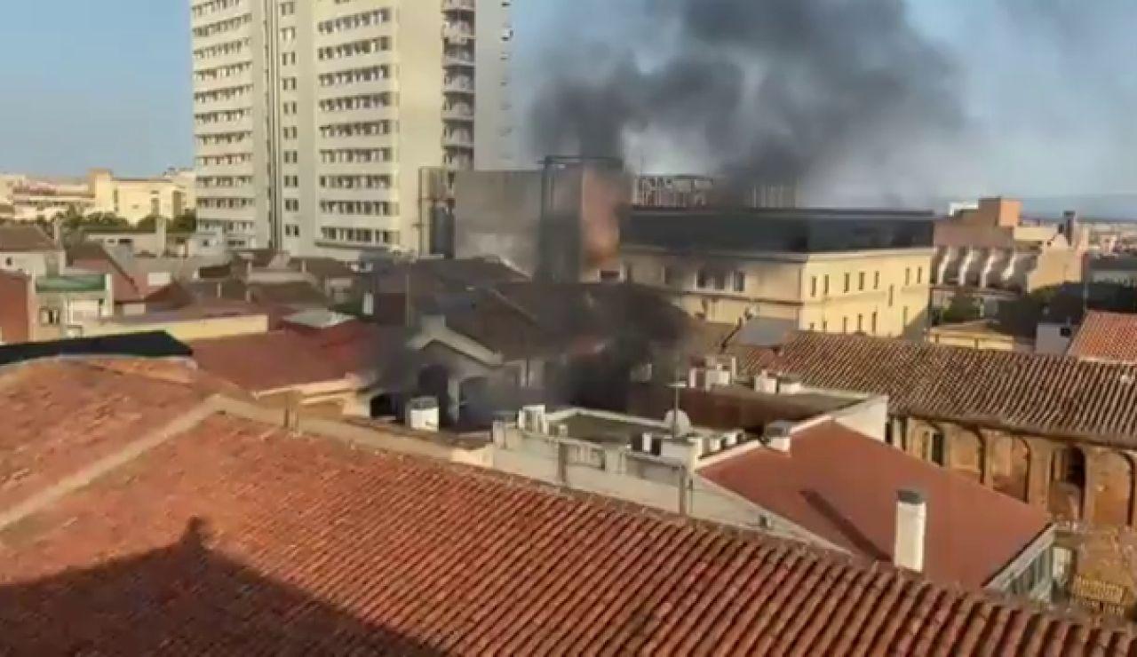 Muere una niña de 4 años tras incendiarse una vivienda en Terrassa