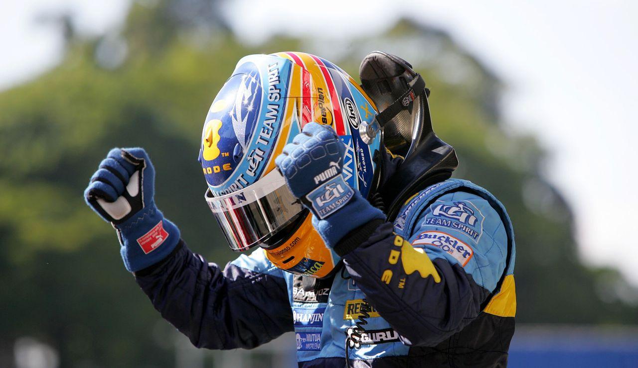 Trivial: Los 40 años de Fernando Alonso, en momentos... ¿Cuánto sabes sobre su trayectoria?