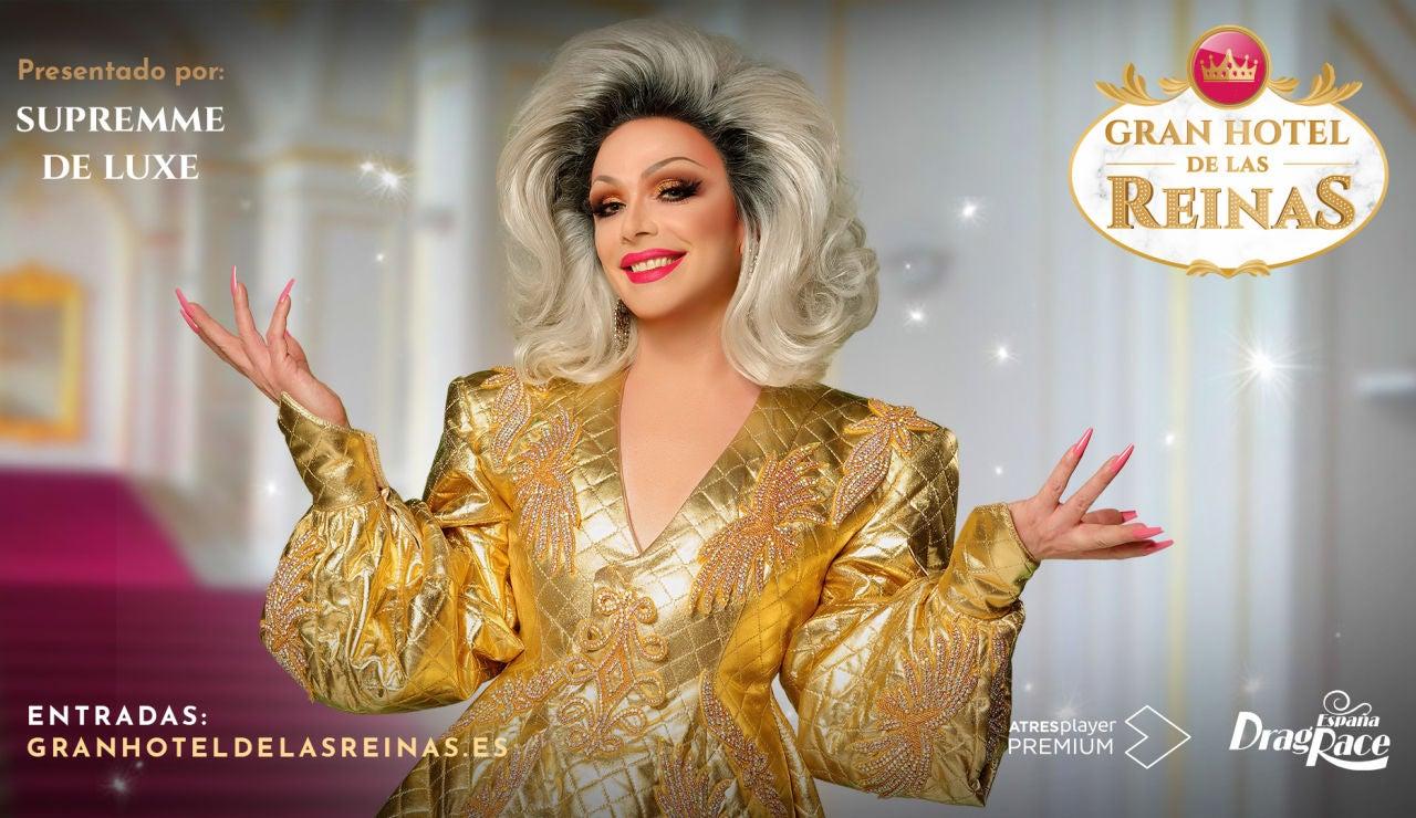 Supremme de Luxe en el 'Gran Hotel de la Reinas'