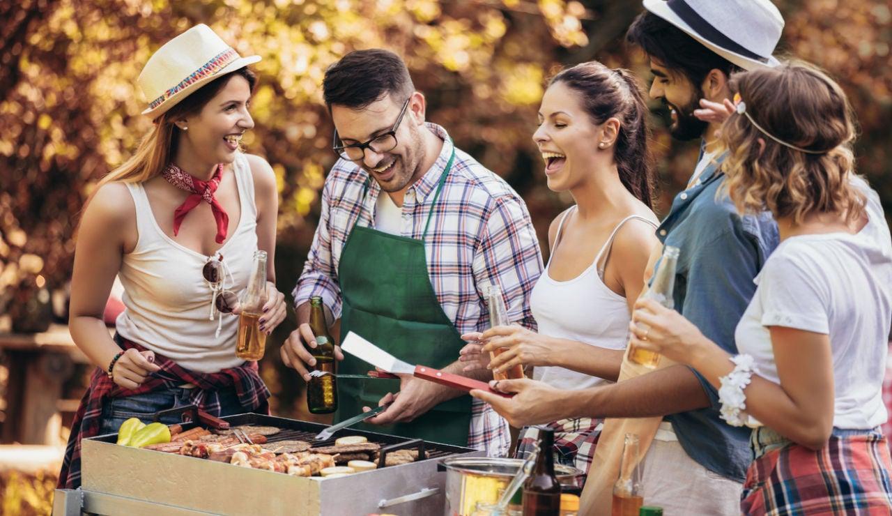 Alimentos y recetas para fiestas veraniegas más saludables