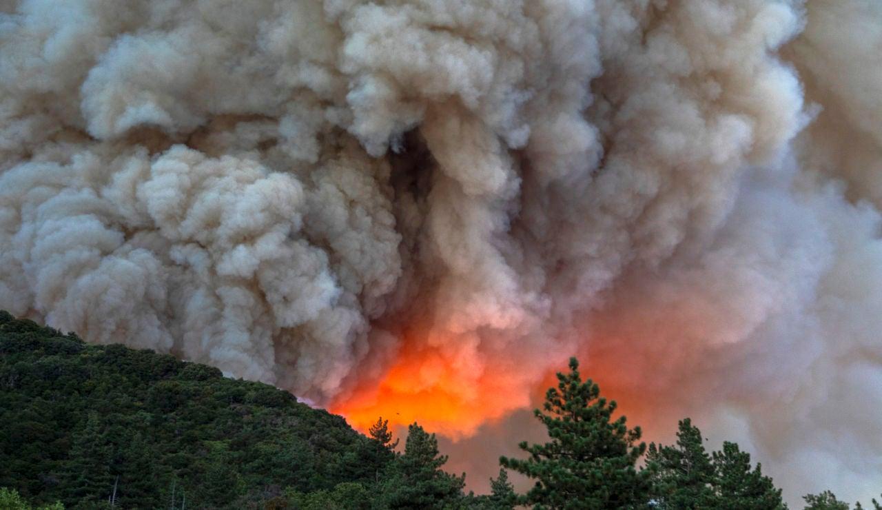 Tres muertos y 53 fallecidos en los incendios que asolan el sur de Turquía
