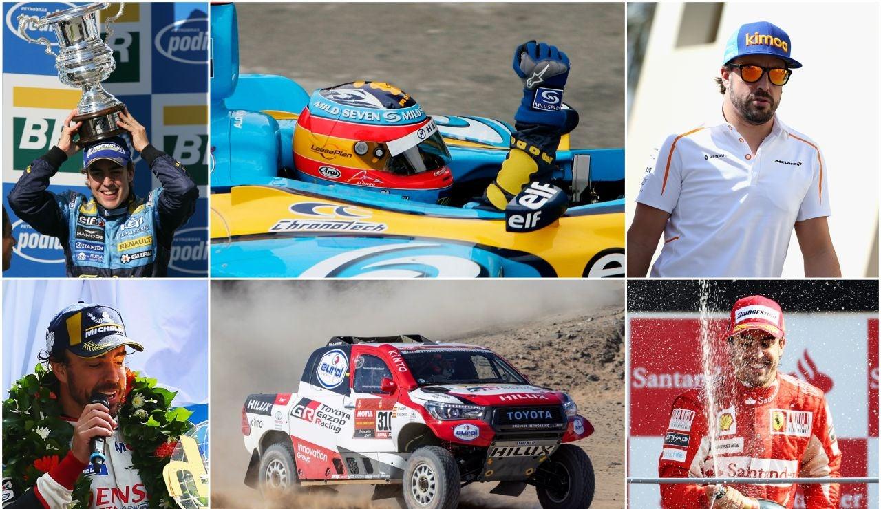 Fernando Alonso cumple 40 años: Los mejores momentos del piloto asturiano en la Fórmula 1