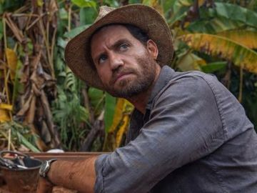 Édgar Ramírez en 'Jungle Cruise'