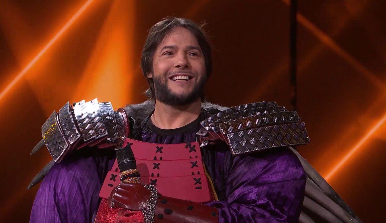 Joaquín Cortés estaba debajo del Erizo de 'Mask Singer': ¡Así descubrimos la identidad de la máscara ganadora!