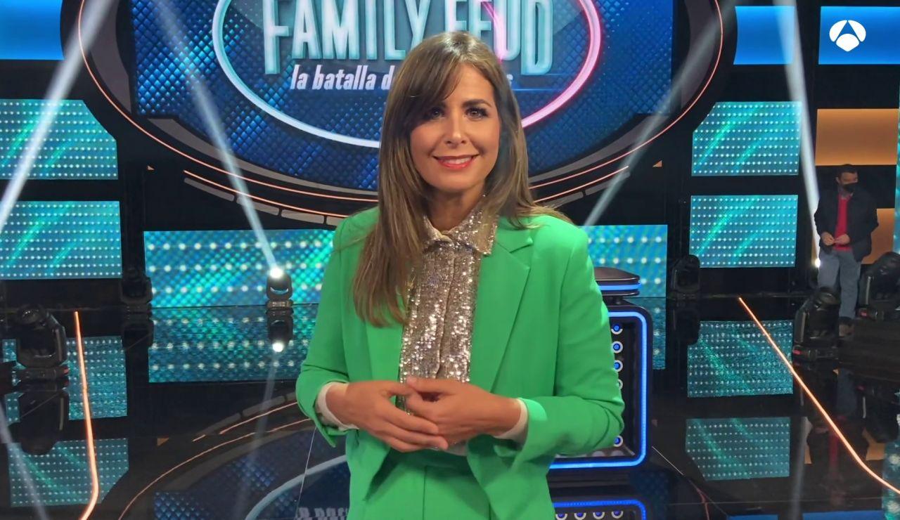 Nuria Roca Family Feud